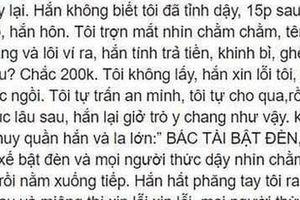 Nhà xe Phương Trang đuổi việc nhân viên sàm sỡ khách nữ lúc giữa đêm