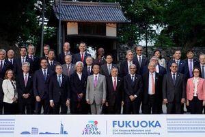 Giữa chiến tranh thương mại: G20 trước bước ngoặt lịch sử