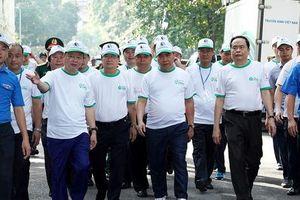 Chùm ảnh: Thủ tướng Nguyễn Xuân Phúc phát động toàn quốc chống rác thải nhựa