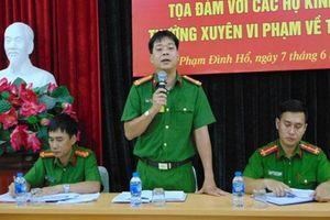 CAP Phạm Đình Hổ triển khai mô hình tọa đàm lắng nghe chia sẻ của người dân