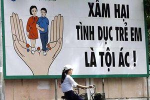 Xử lý xâm hại tình dục trẻ em - cần lấp lỗ hổng pháp lý