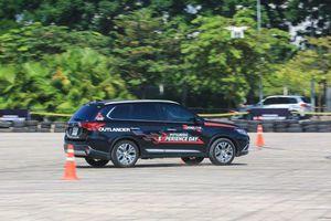 Mitsubishi liên tục giảm giá xe ở Việt Nam
