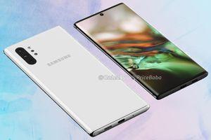 Thêm ảnh Galaxy Note 10 Pro - 4 camera, màn hình đục lỗ ở giữa