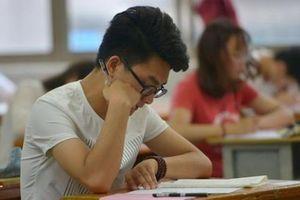 Thử sức với đề thi đại học của kỳ tuyển sinh khắc nghiệt nhất thế giới