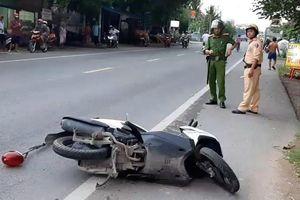 Thượng úy cảnh sát giao thông tử nạn trên đường đi chống dịch tả