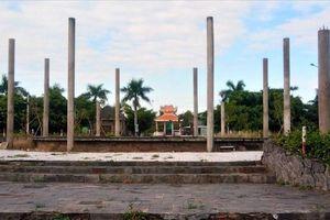 Giao công viên văn hóa cho DN, khi thu hồi bị đòi bồi thường hàng chục tỉ