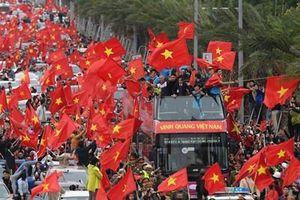 Tuyển Việt Nam: Từ 'cửa dưới' đến ước mơ World Cup