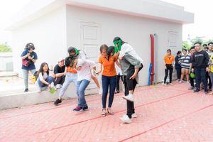Hơn 400 học sinh ĐBSCL 'cháy' hết mình với 'Vui hè tự lập'