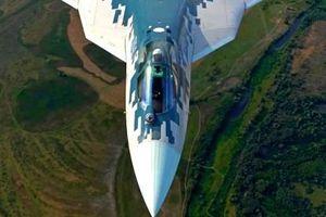 Những hình ảnh đầu tiên của chiếc Su-57 sản xuất hàng loạt