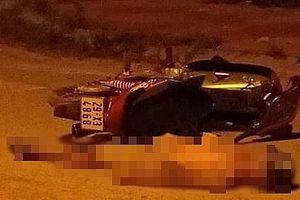 Hòa Bình: Phát hiện người đàn ông tử vong bất thường cạnh chiếc xe máy