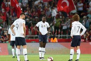 HLV Deschamps: 'Đội tuyển Pháp nhận một cái tát nảy lửa'