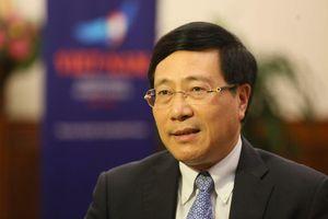 Việt Nam sẽ góp phần giải quyết những vấn đề xung đột trên thế giới