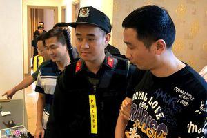 Phá đường dây đánh bạc xuyên quốc gia, bắt 77 đối tượng người Trung Quốc