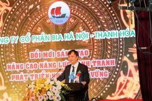 Công ty CP Bia Thanh Hóa được trao tặng Giải Vàng Chất lượng Quốc gia 2018