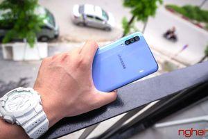Galaxy A70: tổng hòa nhiều yếu tố đáng giá trong phân khúc tầm trung