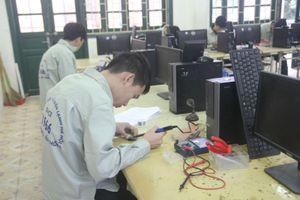 Gỡ 'nút thắt' trong phân luồng học sinh THCS sang học nghề