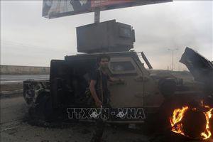 Một chỉ huy quân đội và 4 vệ sĩ thiệt mạng trong vụ nổ ở Hodeidah