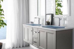 13 mẹo để làm cho phòng tắm nhà bạn thoải mái như một spa