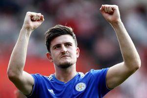 Leicester thét giá kỉ lục, 2 đại gia Manchester méo mặt