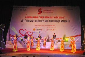 Kiên Giang Hành trình đỏ Kết nối dòng máu Việt 2019