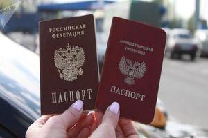 Hơn 6.000 người dân Đông Ukraine nộp đơn xin nhập quốc tịch Nga