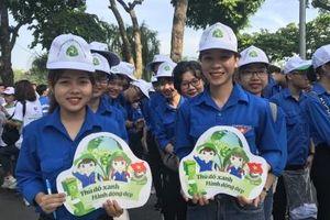 Tưng bừng Lễ ra quân phong trào chống rác thải nhựa