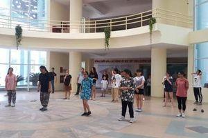 Quận đoàn Thanh Xuân tập huấn sinh hoạt hè cho đội ngũ phụ trách thiếu nhi