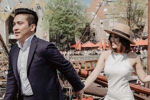 Chân dung bạn trai doanh nhân Việt kiều vừa cầu hôn MC Liêu Hà Trinh