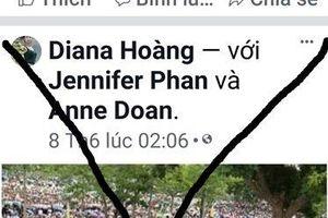 Công an Ninh Thuận chống phần tử xấu kích động người dân biểu tình