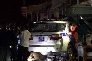 Cán bộ Công an tỉnh Bình Dương lái xe tông chết người đàn ông bán trái cây