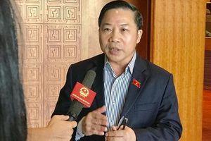 Đại biểu Lưu Bình Nhưỡng: 'Chúng ta không nên đưa những người của cơ quan khác vào HĐND'