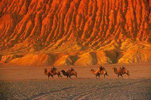 'Tan chảy' tại những vùng đất nóng nhất thế giới