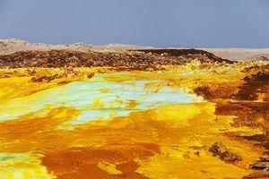 Những vùng đất nóng nhất trên thế giới