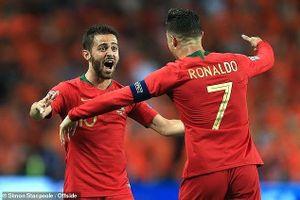 Siêu sao tuyển Bồ Đào Nha xuất sắc nhất Nations League là ai?