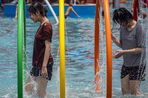 Công viên nước mới ở Hà Nội không 'hoành tráng' như quảng cáo