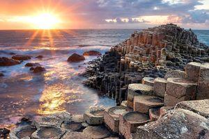 Vì sao đá ở gành Đá Đĩa Phú Yên có hình thù kỳ lạ?