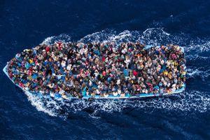 LHQ cảnh báo Địa Trung Hải thành 'biển máu' vì thiếu tàu cứu hộ di dân