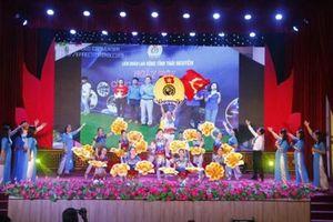 Công đoàn các KCN tỉnh Thái Nguyên tổ chức liên hoan văn nghệ CNVCLĐ