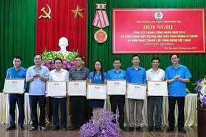 LĐLĐ Phú Thọ: Nhiều hoạt động thiết thực dịp Tháng Công nhân năm 2019