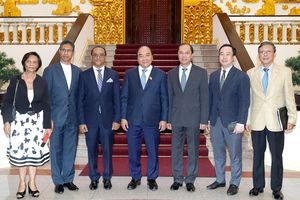 Thủ tướng tiếp Bộ trưởng Ngoại giao và Hợp tác Timor-Leste