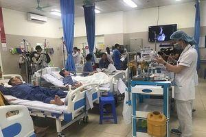 Chạm mốc 40 độ, các bệnh viện tránh nóng cho người bệnh