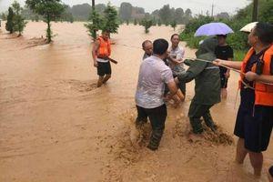 Mưa lớn gây nhiều thiệt hại tại miền nam Trung Quốc