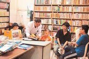 Thư viện miễn phí cho những người yêu sách
