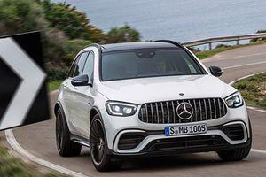 Mercedes-AMG GLC 63 2020 giá từ 2,1 tỷ đồng tại Anh