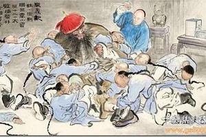 Vì sao vua Khang Hi thẳng tay tiêu diệt đại thần Ngao Bái?