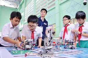 Giáo dục STEM trong trường phổ thông: Linh hoạt để phát triển năng lực học sinh