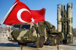 Hoãn chuyển giao các tổ hợp phòng không S-400 cho Thổ Nhĩ Kỳ