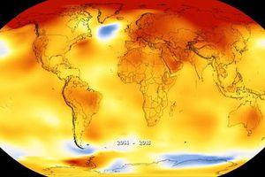 2019 sẽ là năm nắng nóng nhất trong lịch sử?