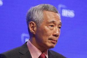 Thủ tướng Singapore Lý Hiển Long thông báo nghỉ phép 1 tuần