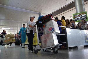 Sân bay Tân Sơn Nhất ngừng phát thanh tự động tại nhà ga quốc nội, quốc tế